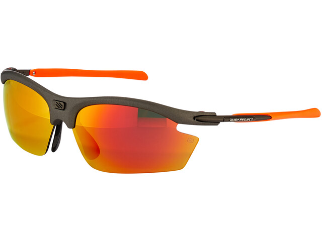 Rudy Project Rydon Lunettes, graphite - polar 3fx hdr multilaser orange